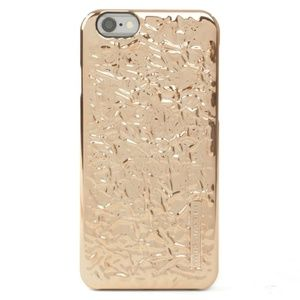 Marc Jacobs Gold Foil iPhone 6 Hard Case